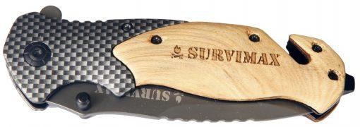couteau pliant survimax