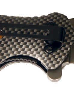couteau pliant survimax avec coupe ceinture