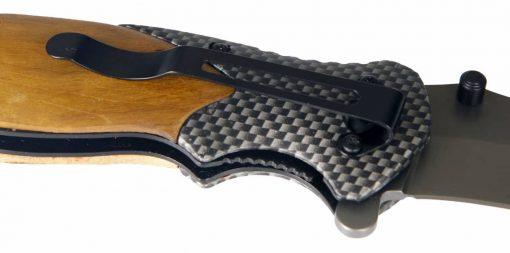 fermeture du couteau pliant survimax