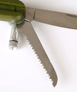 scie présente sur le couteau suisse survimax